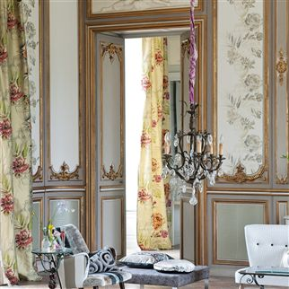audubon - natural fabric | Designers Guild