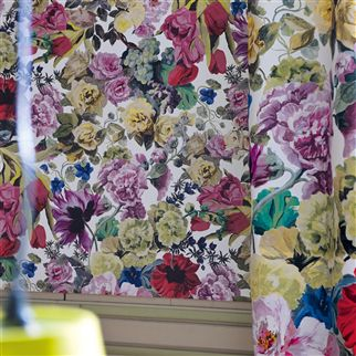 orangerie - rose fabric | Designers Guild