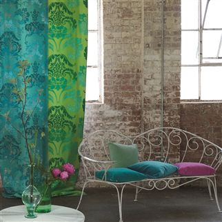 cassia - moleskin fabric | Designers Guild Essentials