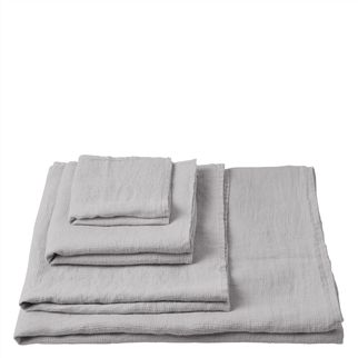 Orcia Dove Grey Towels