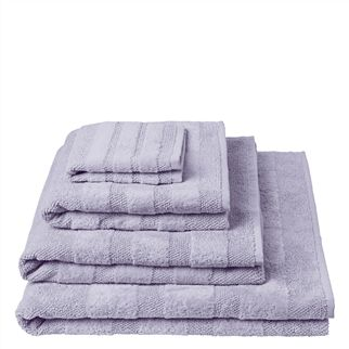 Coniston Lilac Towels