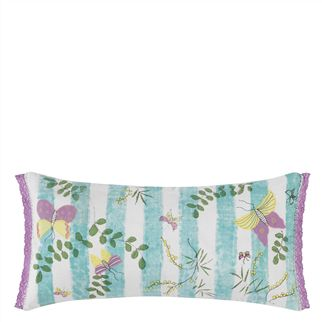 Butterfly Garden Kids Cushion