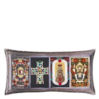 Patio Multicolore Decorative Pillow