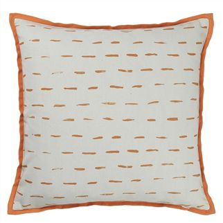 Whale Of A Time Sky Cushion - Reverse