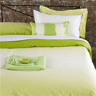 Saraille Lime Bed Linen