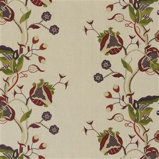 ashdown embroidery - cobblestone