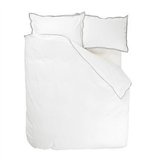 Astor Nutmeg Twin Duvet Cover