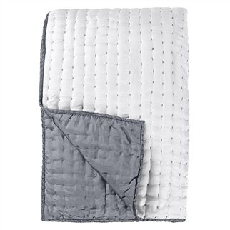 Chenevard Chalk & Graphite Quilt & Pillowcases