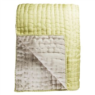 Chenevard Silver & Willow Quilt & Pillowcases