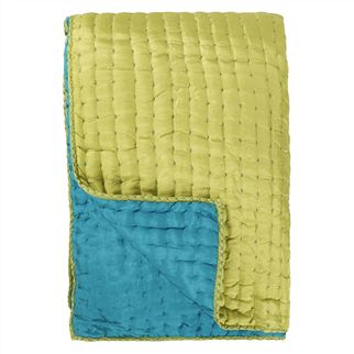 Chenevard Turquoise & Pistachio Quilts & Pillowcases