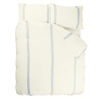 Treviso Alabaster Single Duvet Cover
