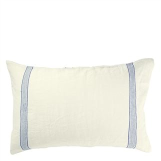 Treviso Alabaster Standard Pillowcase
