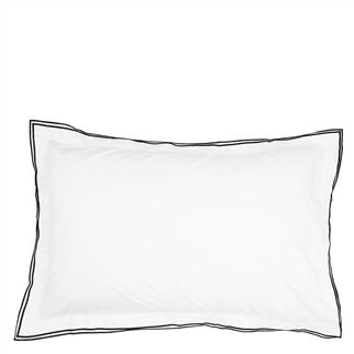 Astor Noir Oxford Pillowcase