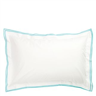 Astor Jade Oxford Pillowcase