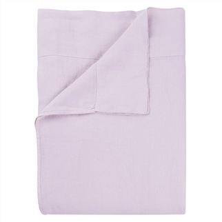 Biella Clover & Lilac Single Flat Sheet
