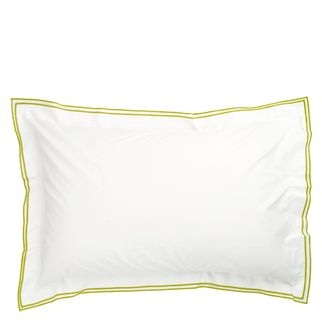 Astor Moss Oxford Pillowcase