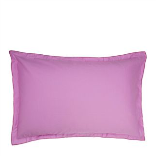 Saraille Magenta Oxford Pillowcase