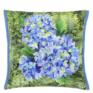 Nilamana Cobalt Cushion