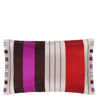 Joduri Magenta Cushion