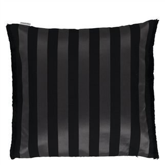 Ikka Noir Cushion - Reverse