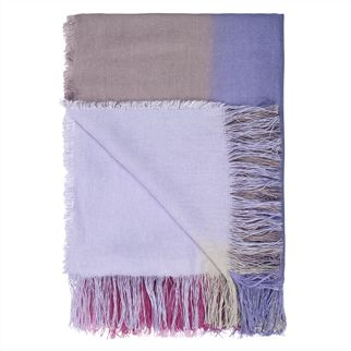 Samarinda Crocus Throw