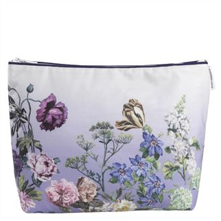 Alexandria Lilac Large Toiletry Bag