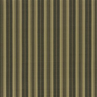 derbyshire ticking - black/jute
