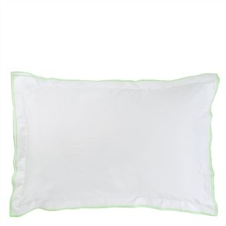 Astor Absinthe Oxford Pillowcase