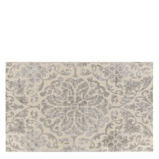 Royal Collection Cabuchon Chalk Rug