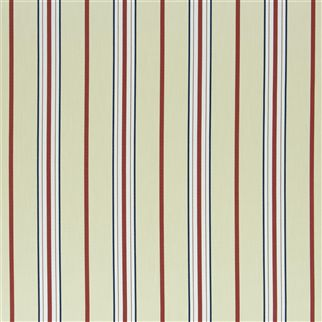 lifeguard stripe - red sails