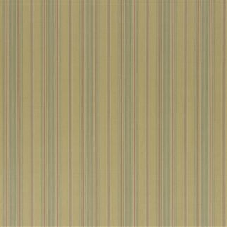 pondview ticking stripe - sandalwood
