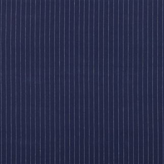 walker pinstripe - navy