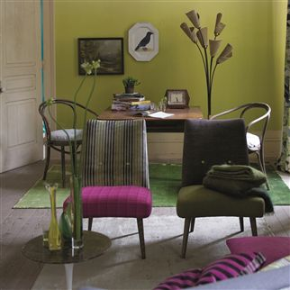 veneto - moss fabric | Designers Guild Essentials