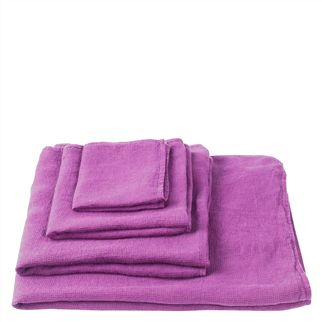 Orcia Crocus Towels