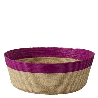 Mesa Fuchsia Medium Basket