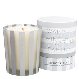 Winter Cashmere Candle