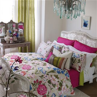 Lotus Flower Bedding