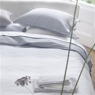 Navello Dove Bed Linen
