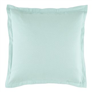 Oakley Duck Egg Square Pillowcase