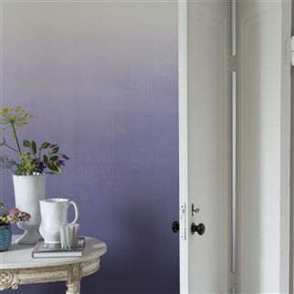 saraille - grape wallpaper | Designers Guild