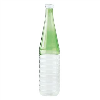 Medium Green Bottle Vase