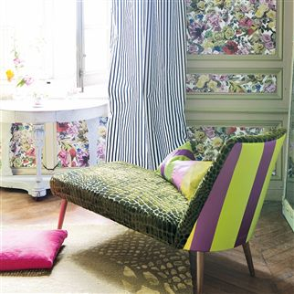 nabucco - robinia fabric | Designers Guild Essentials
