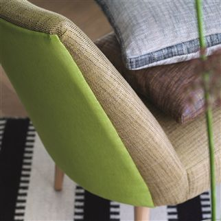 iona - chestnut fabric | Designers Guild Essentials