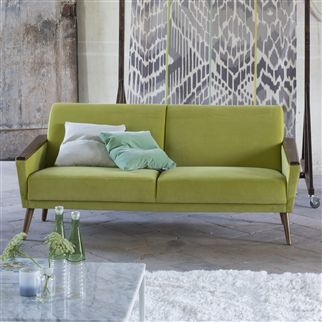 varese - grass fabric | Designers Guild Essentials