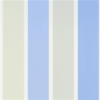 fun fair stripe - cobalt