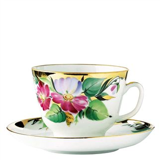 HOPE TEA CUP AND SAUCER