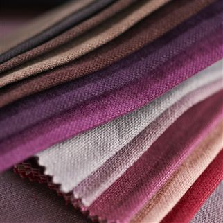manzoni - espresso fabric | Designers Guild Essentials