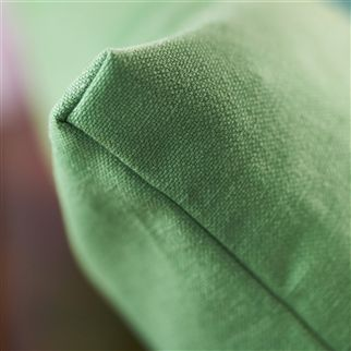 manzoni - chartreuse fabric | Designers Guild Essentials