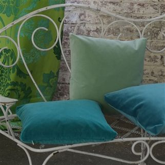cassia - ocean fabric | Designers Guild Essentials