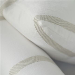 brera spigato - alabaster fabric | Designers Guild Essentials